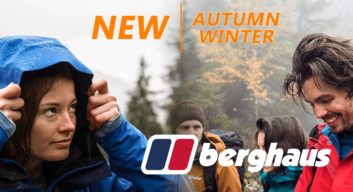 2018 berghaus clothing new arrivals