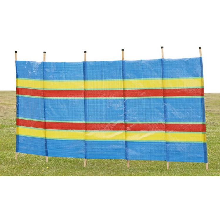 Quest 6 Pole Windbreak