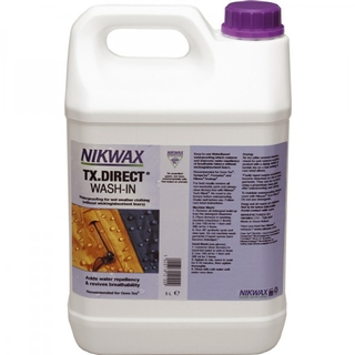 Nikwax Tx Direct 5 Ltr Proof