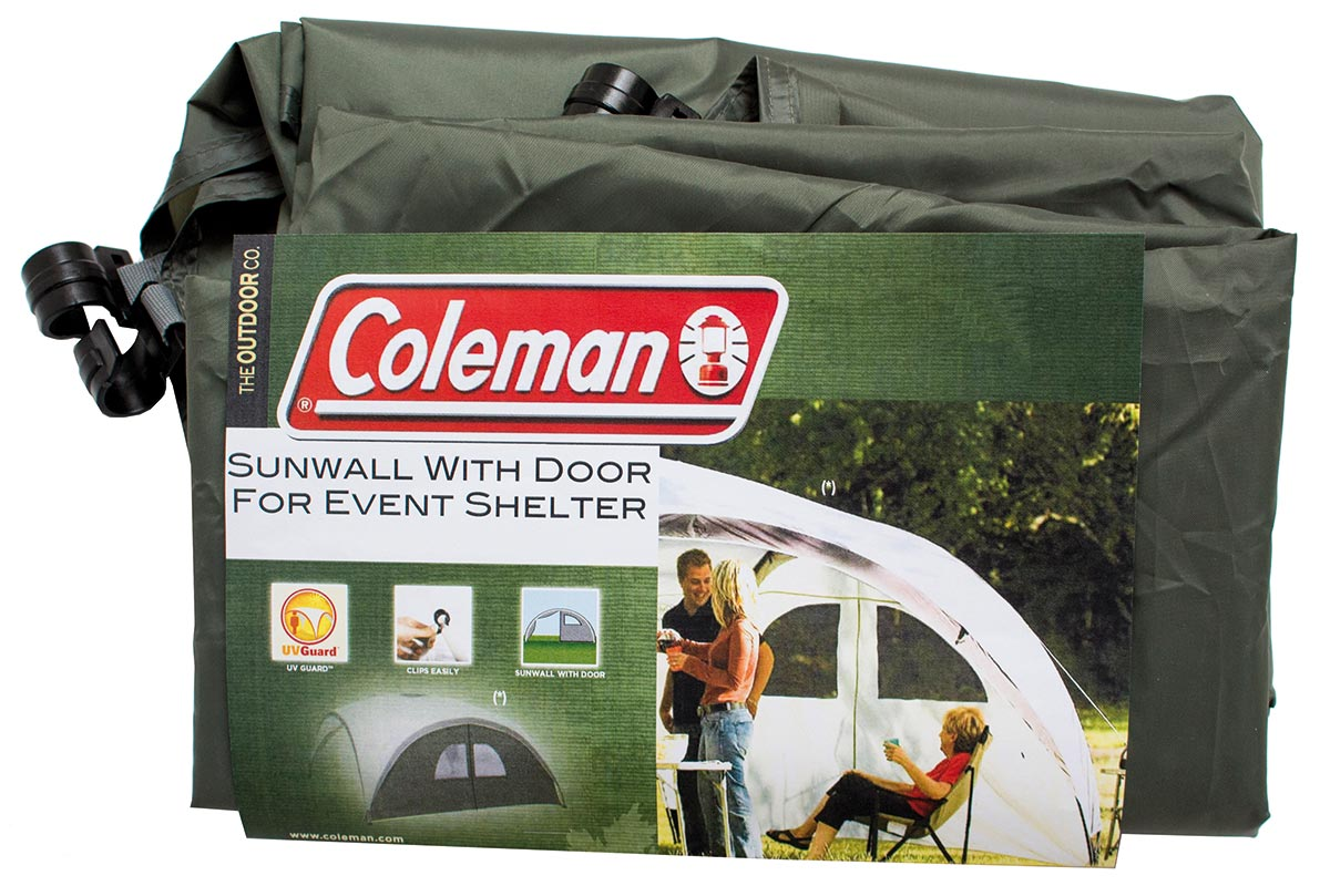 Coleman Event Shelter Sunwall With Door M 3m x 3m