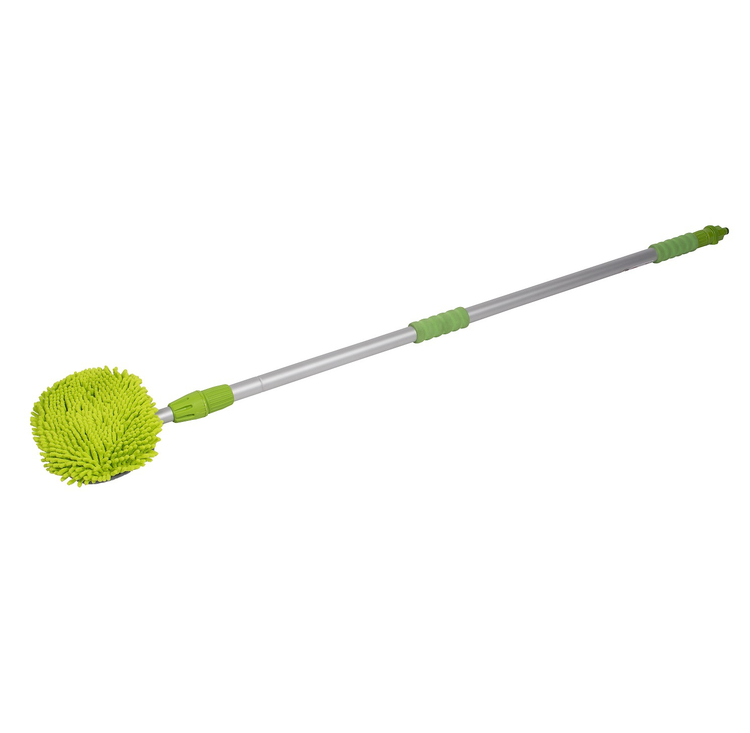 Kampa Microfibre Telescopic Flow-Through Brush-2.5m