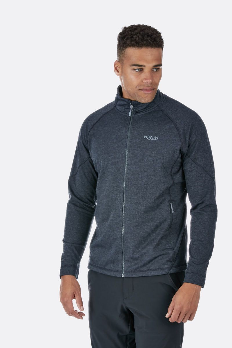 Rab Nucleus Jacket Mens - Steel