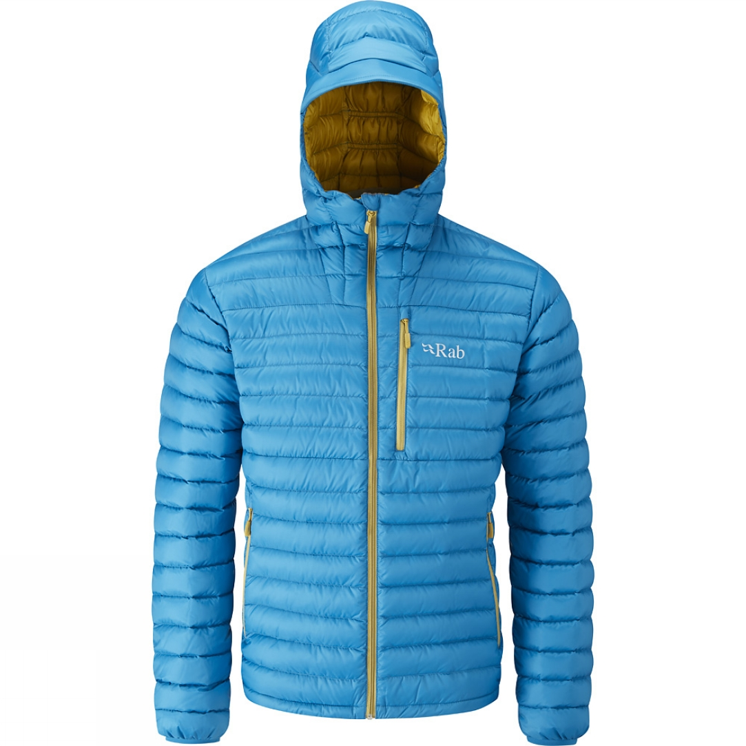 Rab Microlight Alpine Jacket Merlin/Mimosa