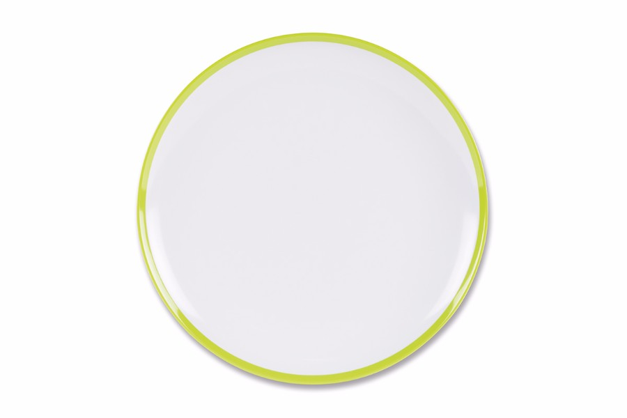 Kampa Citrus Green Summer Dinner Plate