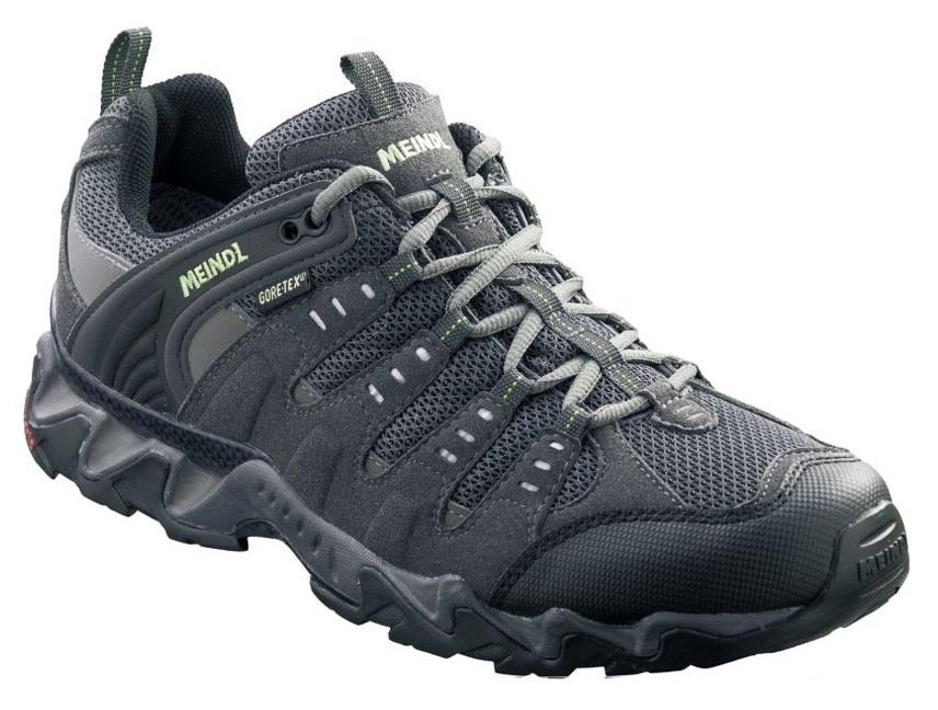 Meindl Respond XCR Mens Anthracite Lemon