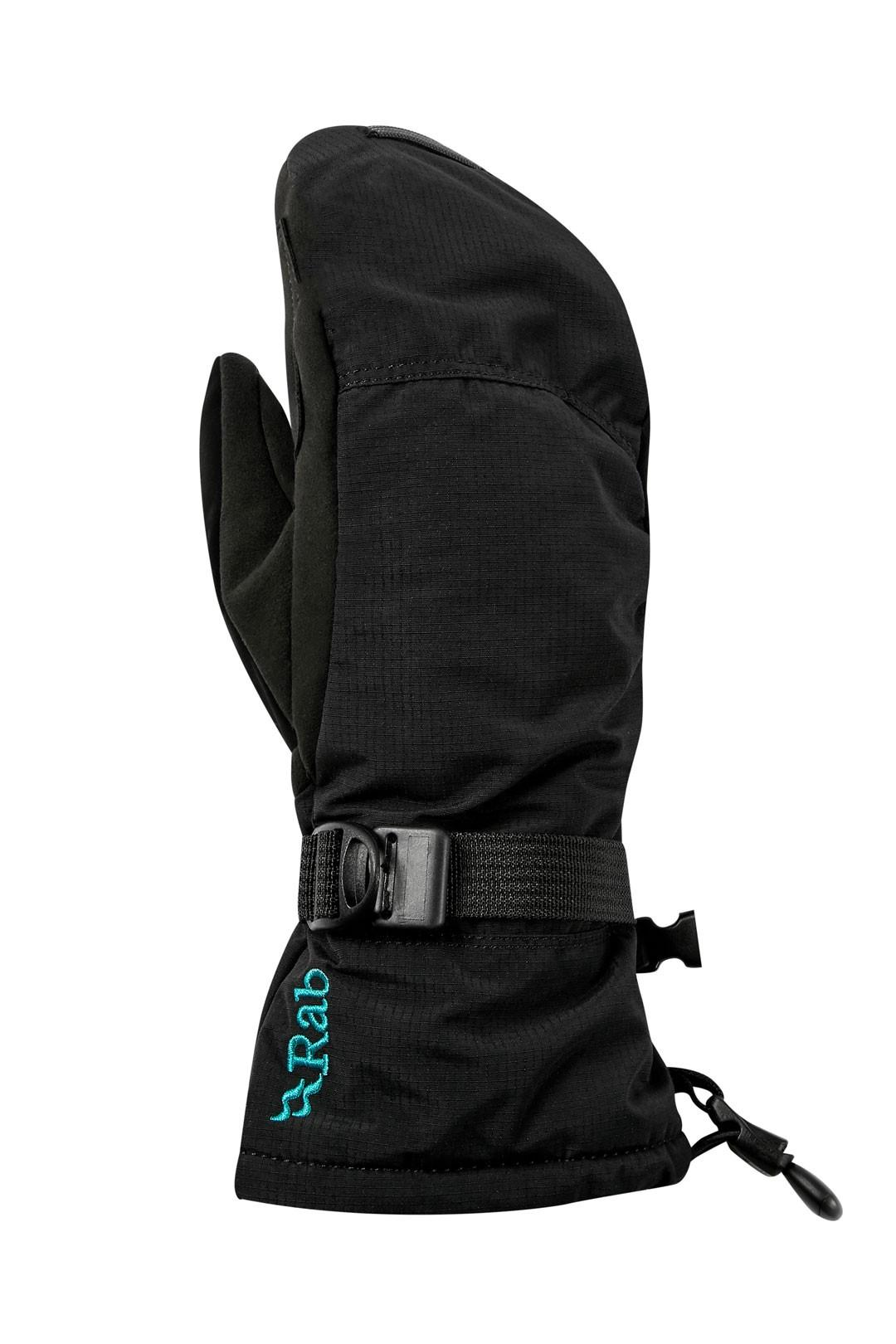 Rab Storm Mitt Womens - Black