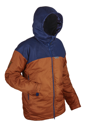 Paramo Torres Alturo Jacket Rust/Midnight