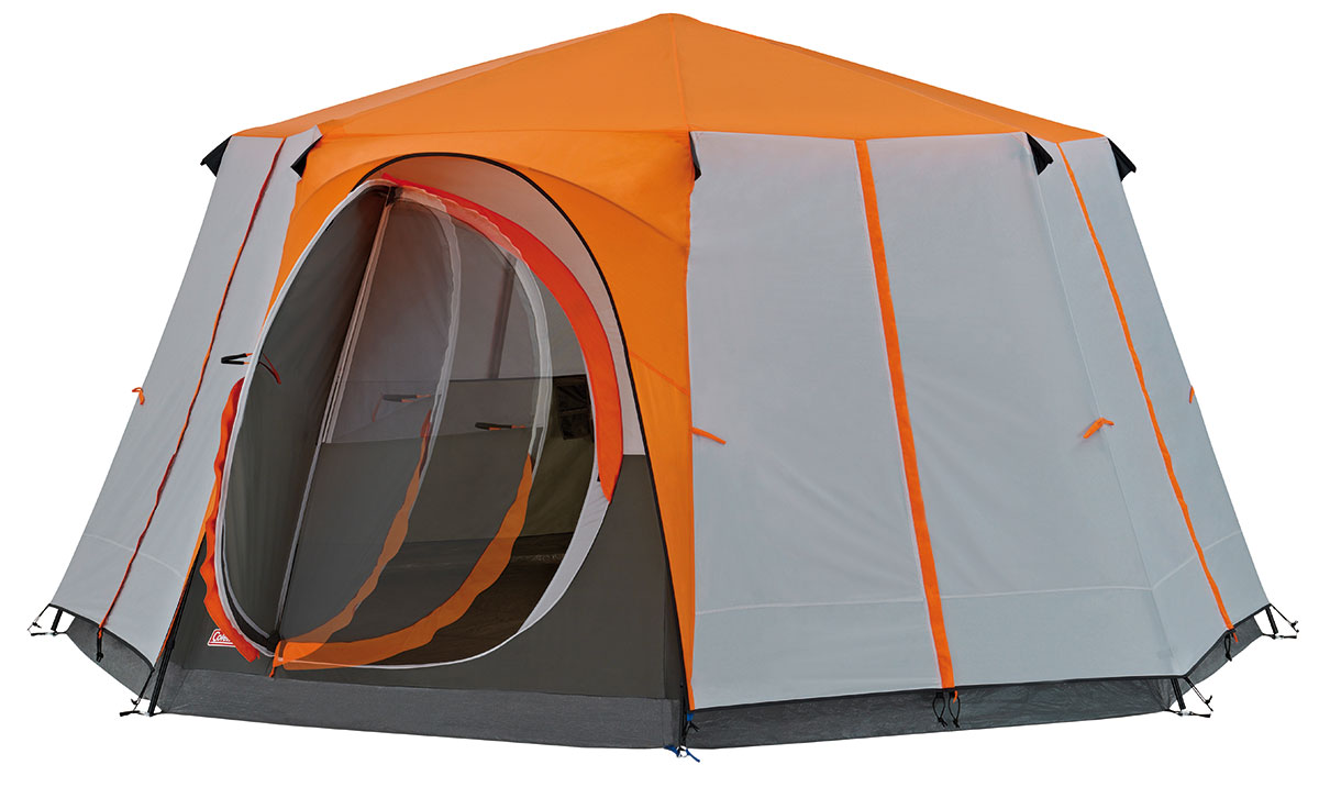 Coleman Cortes Octagon 8 Orange 2020