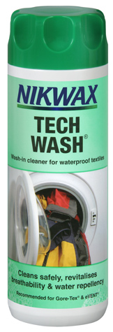 Nikwax 300ML Tech Wash Wash In