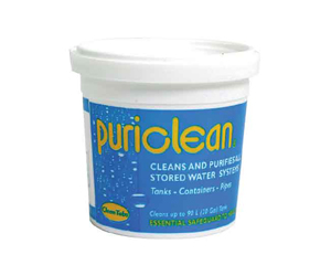 Clean Tab Puriclean 100g
