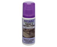 Nikwax 125ML Fabric And Leather Proof Spray