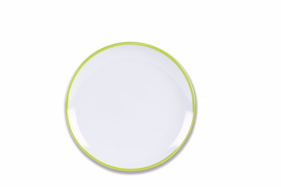 Kampa Citrus Green Summer Side Plate