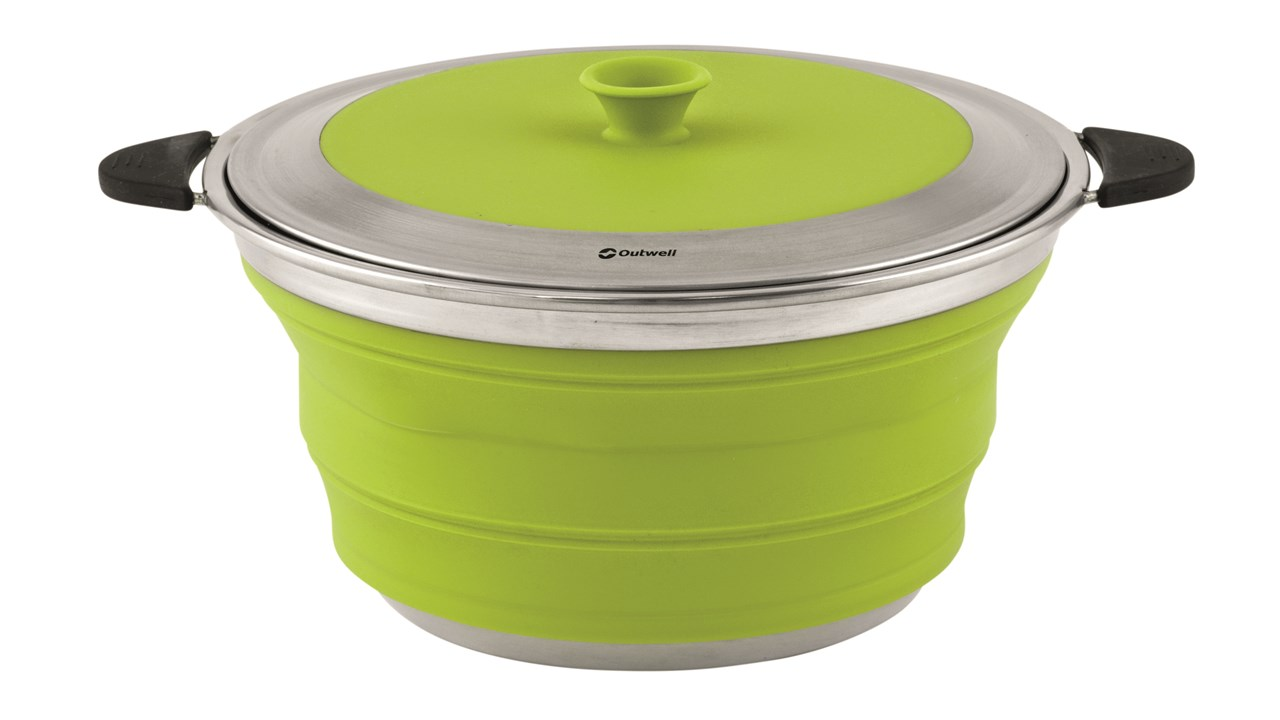 Outwell Collaps Pot with Lid 4.5L