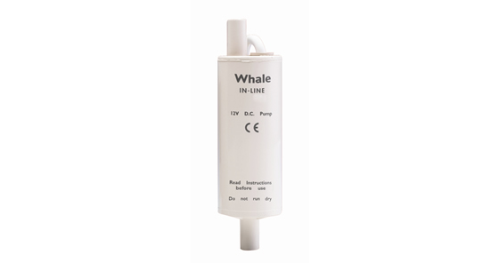 Whale GP1392 Inline Water Pump