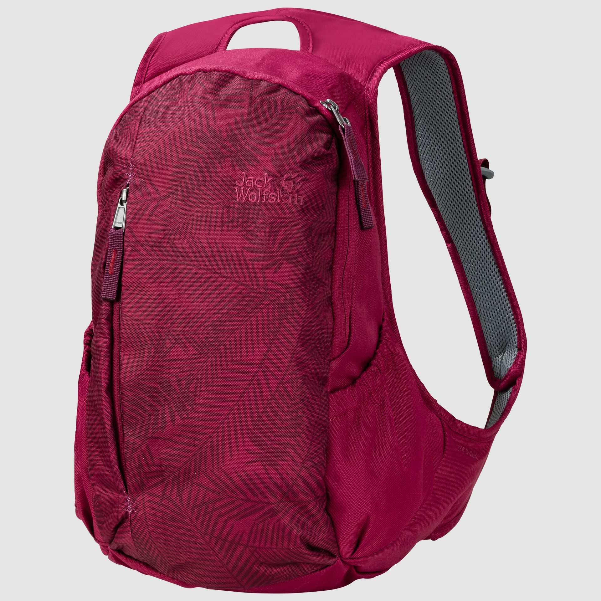 Jack wolfskin Ancona Womens Day Pack Leaf Red