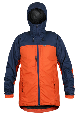 Paramo Alta III Mens Jacket Pumpkin/Midnight
