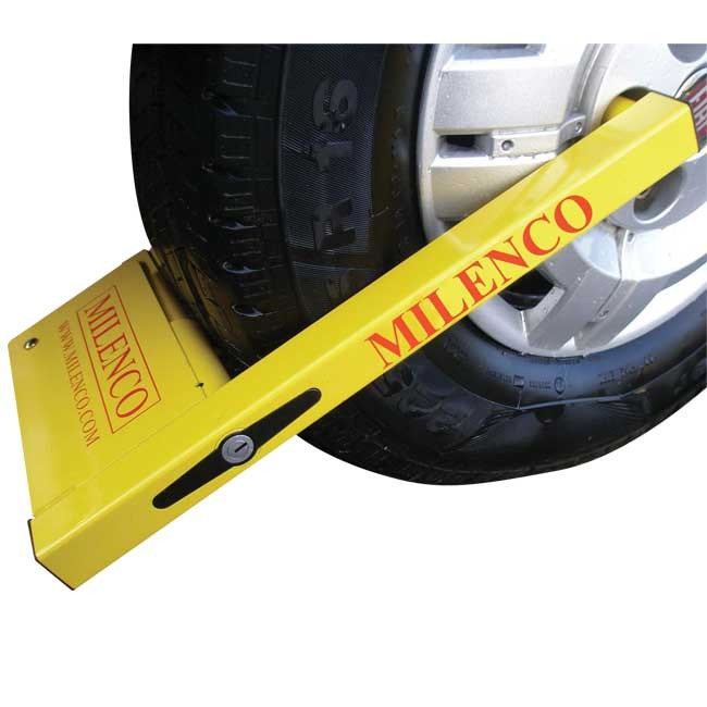 Milenco Compact Wheelclamp