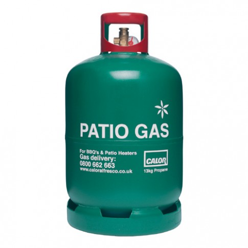 Calor 13Kg Patio Gas Cylinder Refill