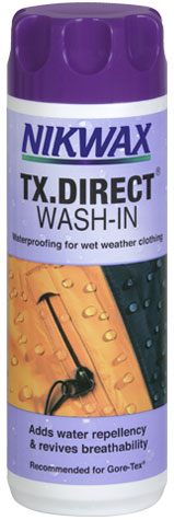 Nikwax Tx Direct 300ML Wash In Proof