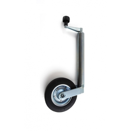 Maypole 48mm Solid Tyre Jockey Wheel