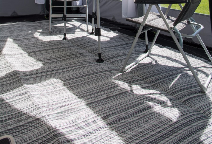 Kampa Continental Carpet for Rally Grande 390