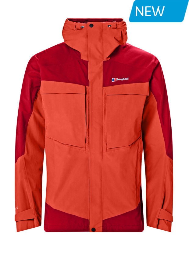 Berghaus Mens Mera Peak 5.0 Waterproof Jacket