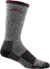 Darn Tough Hiker 1405 Mens Boot Sock Full Cushion Charcoal
