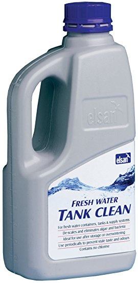 Elsan Fresh Water Tank Clean 1 Litre