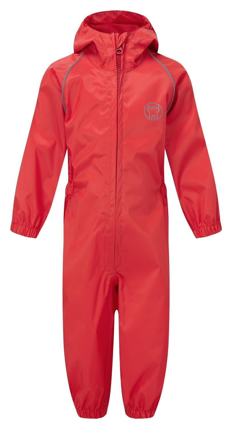 Blue Castle Splashaway Coverall-Red