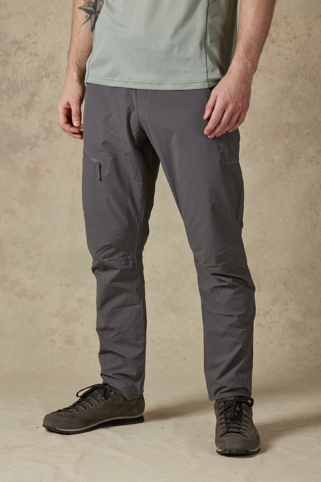 Rab Calient Pants Mens Graphene