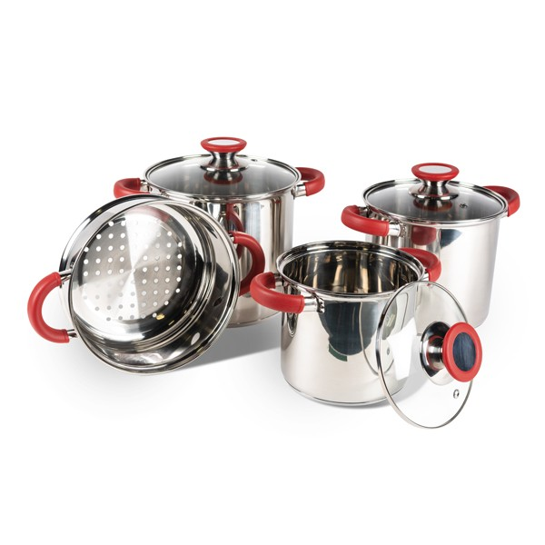 Kampa Dometic Space Saver Deluxe Cook Set