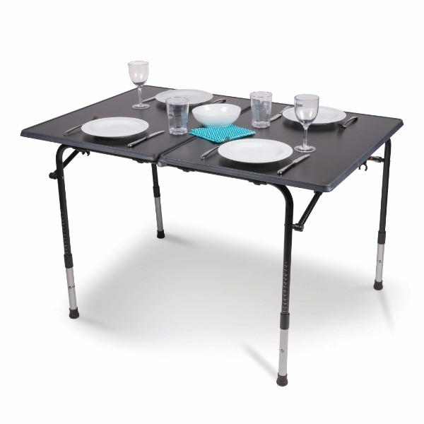Kampa Dometic Hi-Lo Pro Table Large