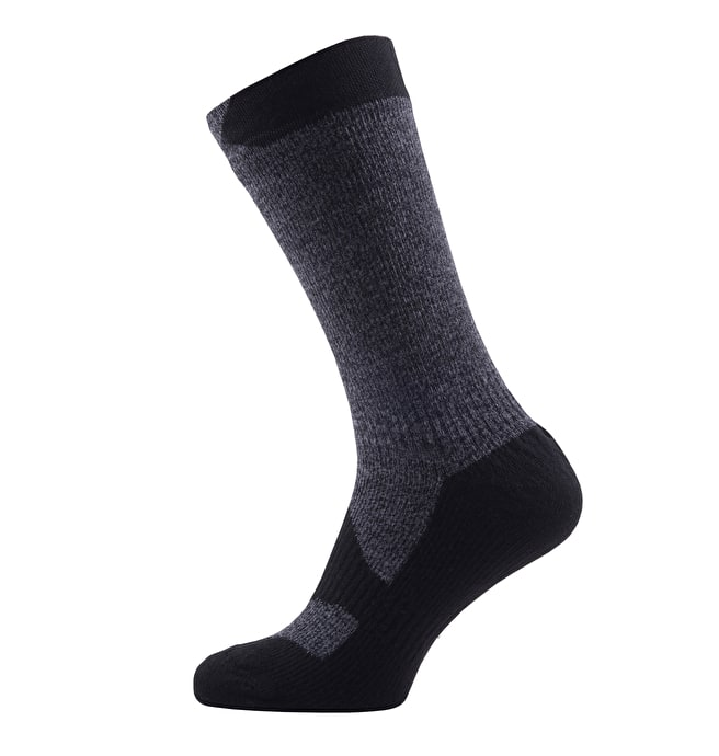 Sealskinz Walking Thin Mid Waterproof Sock