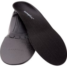 SUPERFEET TRIM-TO-FIT BLACK PREMIUM INSOLES
