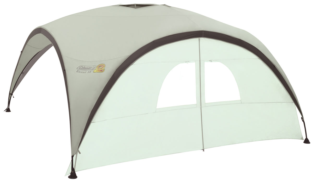 Coleman Event Shelter Pro Sunwall 15 x 15 with Door