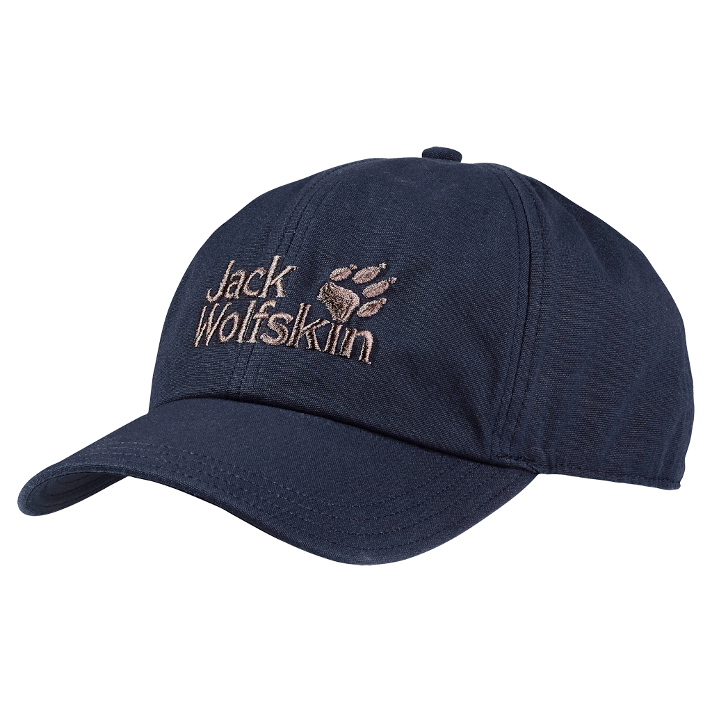 Jack Wolfskin Baseball Cap Night Blue