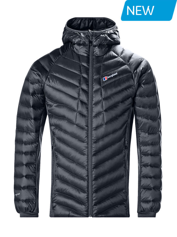Berghaus Mens Tephra Stretch Down Insulated Jacket