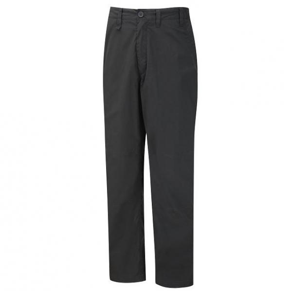 Craghoppers Mens Classic Kiwi Trouser Regular Leg-Black Pepper