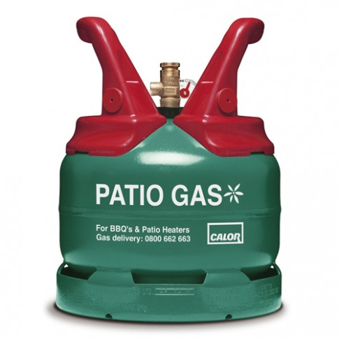 Calor 5Kg Patio Gas Cylinder Refill