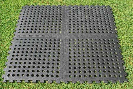 Kampa Easy Lock Flooring Tiles x 4