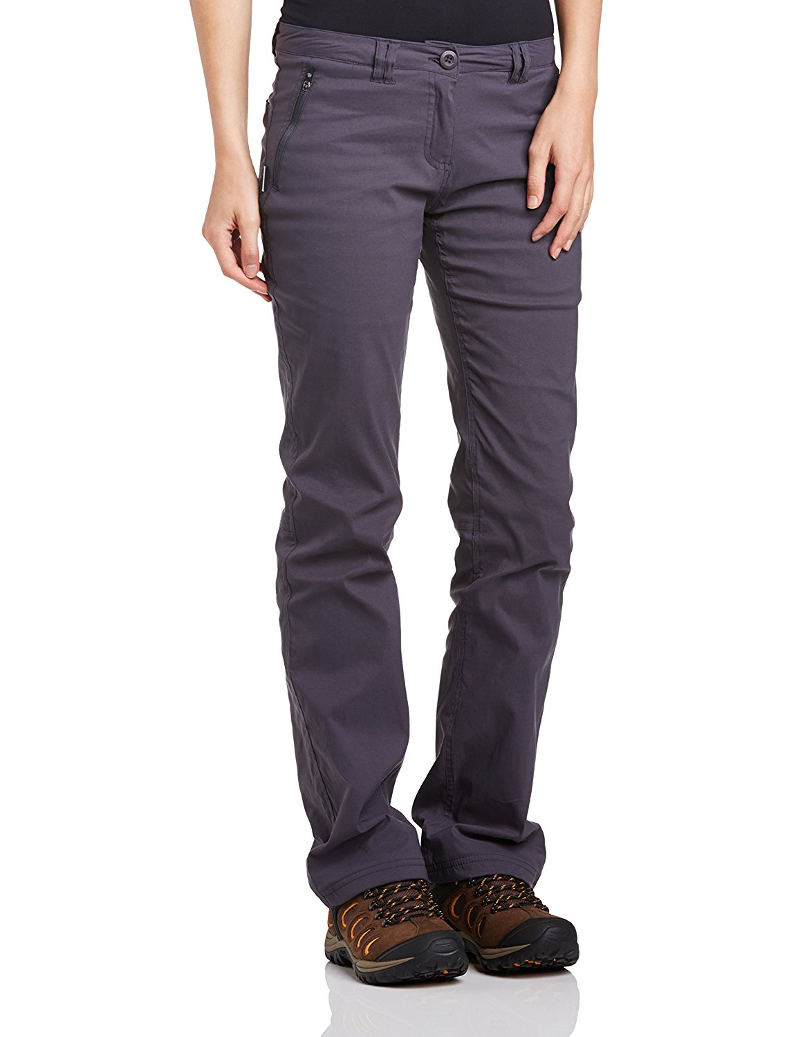 Craghoppers Womens Kiwi Pro Stretch Lined Trouser Regular Leg