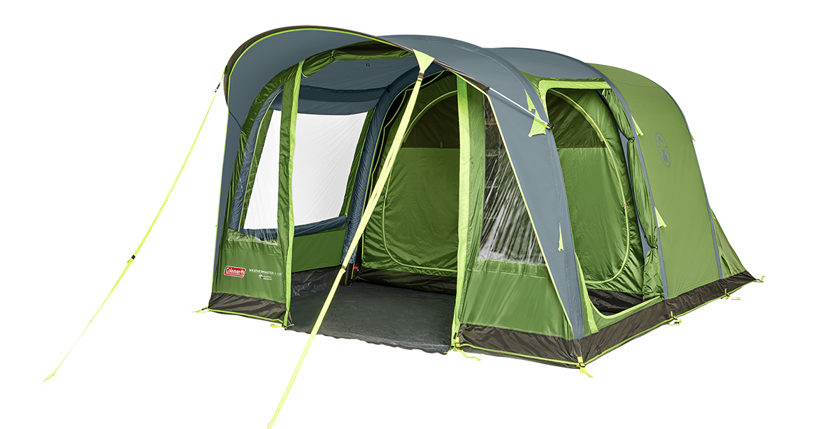 Coleman Weathermaster 4 Air Tent Blackout 2021