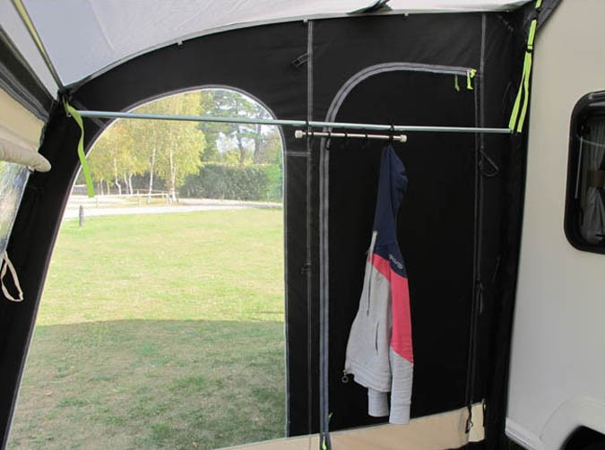 Kampa Rally Hanging Rail (front to rear)