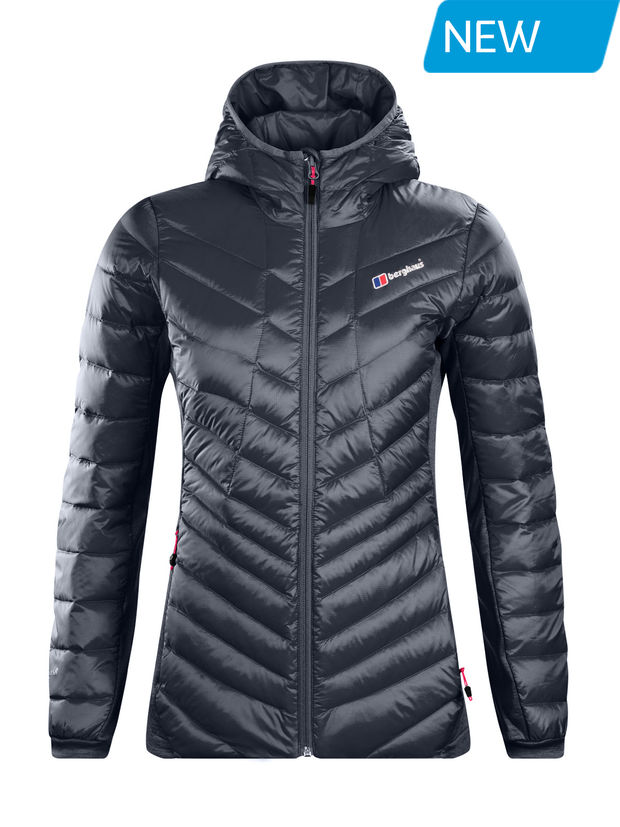 Berghaus Womens Tephra Stretch Down Insulated Jacket