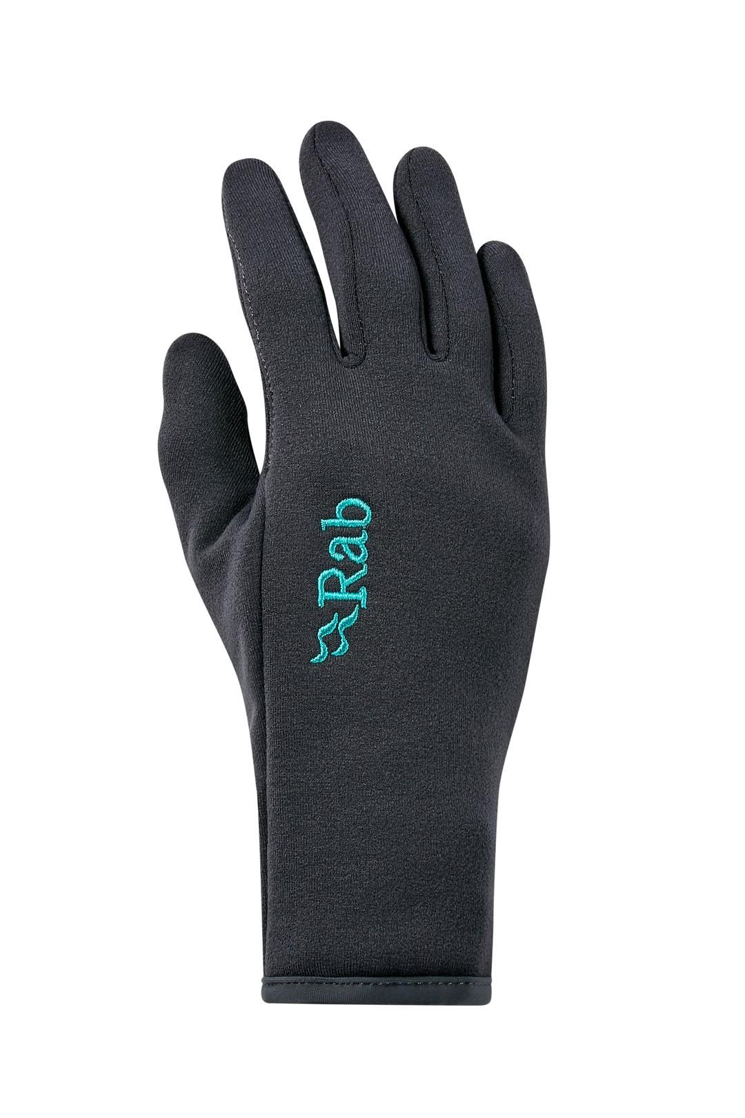 Rab Power Stretch Contact Glove Womens - Beluga