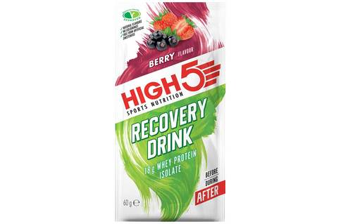 High 5 Protein Recovery-Berry