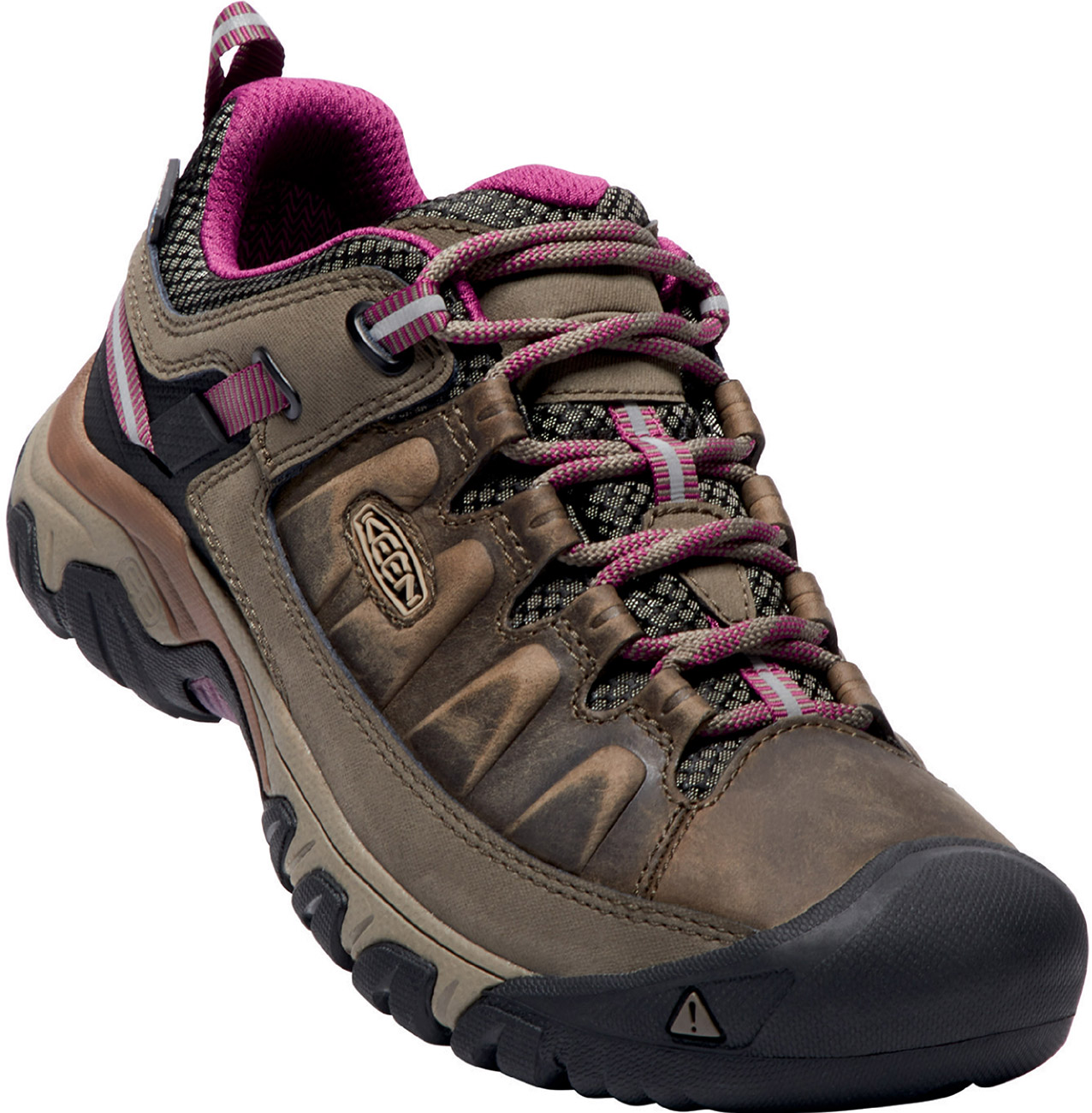 Keen Targhee III Wms Shoe Weiss/Boysenberry