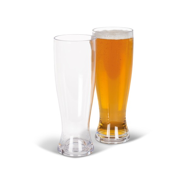 Kampa Beer Glass-Pack of 2