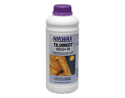Nikwax Tx Direct 1Litre Wash In Proof