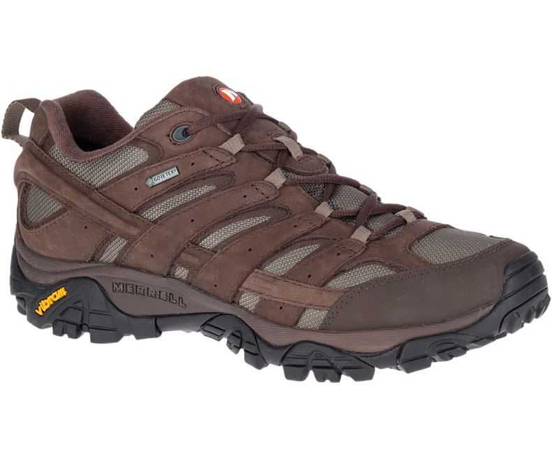 Merrell Moab 2 Smooth Gore-tex Bracken